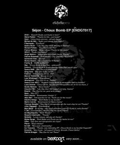 Promo Feedback Choux Bomb (Full)